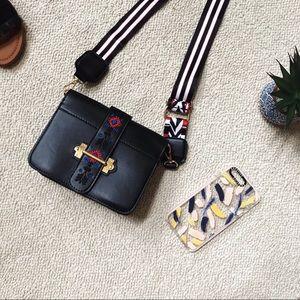 Handbags - 🌚 Its a Habit | Aztec Faux Leather Crossbody